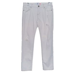 CAbi Jeans - Cabi Destructed Slim Boyfriend Jeans